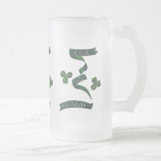Erin Go Braugh Clover - Mug
