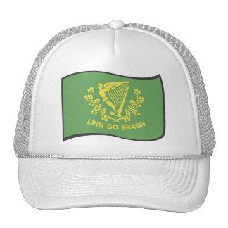 Erin Go Braugh Flag Mesh Hat