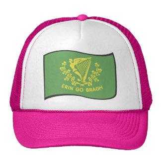 Erin Go Braugh Flag Mesh Hats