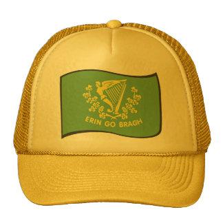 Erin Go Braugh Flag Hats