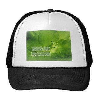 Erin Go Braugh Green Freesia Items Trucker Hats