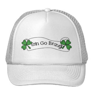 Erin Go Braugh Mesh Hats