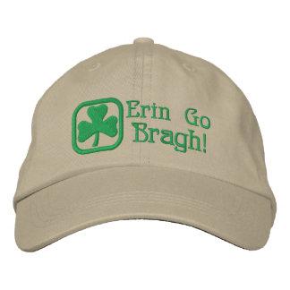 ¡Erin va Bragh! Gorros Bordados