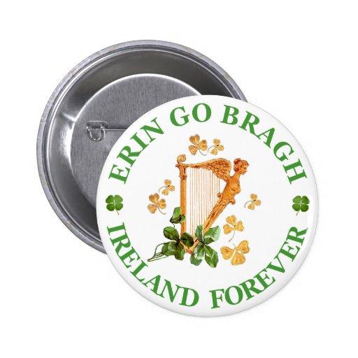 Erin va Bragh - Irlanda para siempre Pins