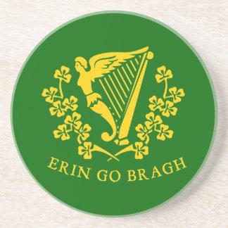 Erin va los prácticos de costa de Braugh Posavasos Cerveza