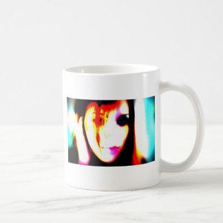 ErinElise vs Marilyn Manson Coffee Mug