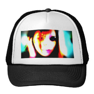 ErinElise vs Marilyn Manson Trucker Hat