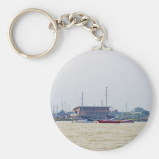 Erith Yacht Club Key Chain