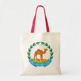Eritrea Coat of Arms detail Tote Bag
