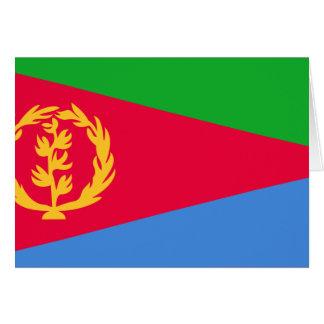 Eritrea, El Salvador Card