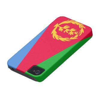 Eritrea Flag Case-Mate iPhone 4 Cases