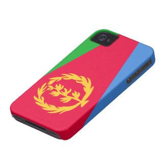 Eritrea Flag Case-Mate iPhone 4 Case