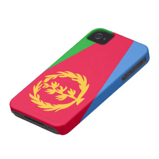 Eritrea Flag Case-Mate Blackberry Case