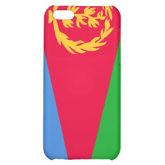 Eritrea Flag Cover For iPhone 5C