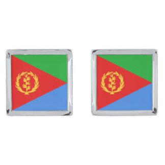 Eritrea Flag Cufflinks