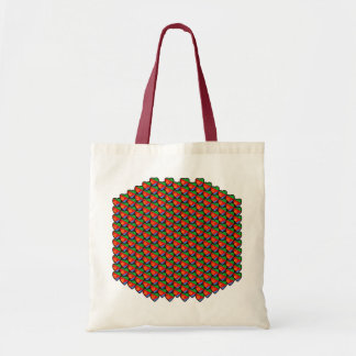 Eritrea Flag Hearts Bag
