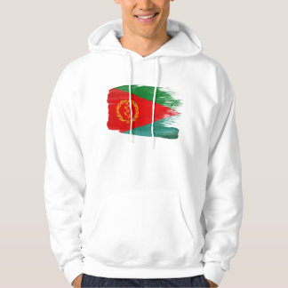 Eritrea Flag Hoodie