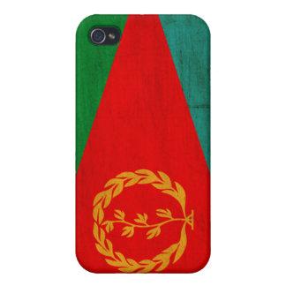 Eritrea Flag iPhone 4/4S Covers