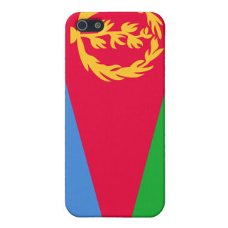 Eritrea Flag Covers For iPhone 5