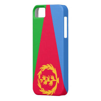 Eritrea Flag iPhone SE/5/5s Case