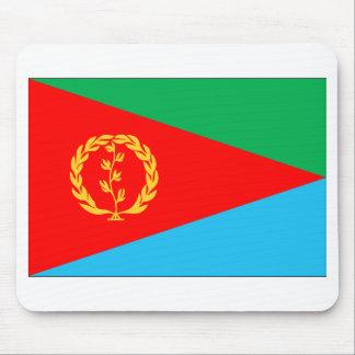 Eritrea Flag Mouse Pad