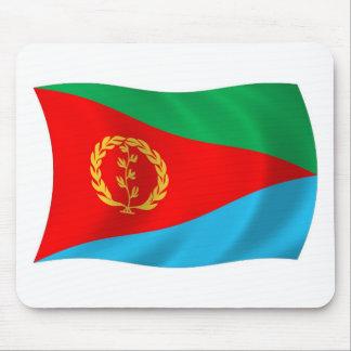 Eritrea Flag Mousepad