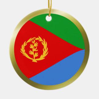 Eritrea Flag Ornament