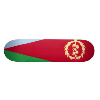 Eritrea Flag Skate Boards
