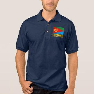 Eritrea Flag T Shirts