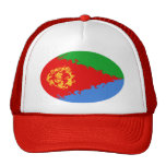 Eritrea Gnarly Flag Hat