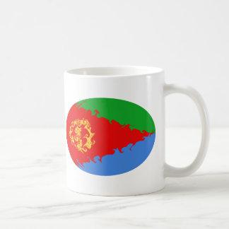Eritrea Gnarly Flag Mug