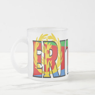 Eritrea heló la taza