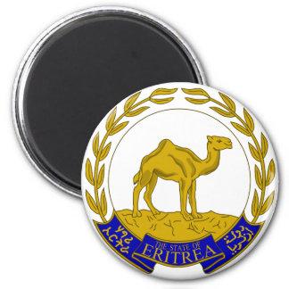 Eritrea Imán Redondo 5 Cm