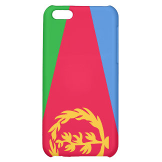 Eritrea National Nation Flag  iPhone 5C Covers