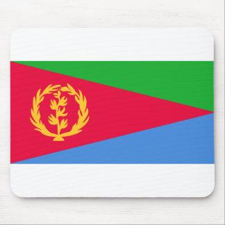 Eritrea National World Flag Mouse Pad