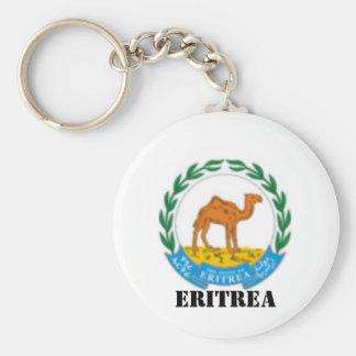ERITREA, NINGUNA mercancía 1 AFRICANO del LLAVERO