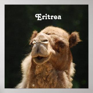 Eritrea Póster