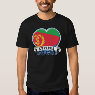 Eritrea Rocks T Shirt