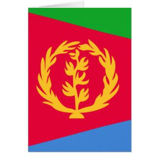 Eritrea Tarjeta De Felicitación