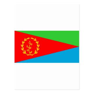 Eritrea Tarjeta Postal