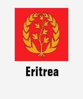 Eritrea T-shirts