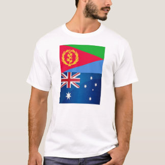 Eritrean Australian Flag T-Shirt