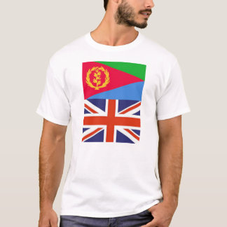 Eritrean British Flag T-Shirt
