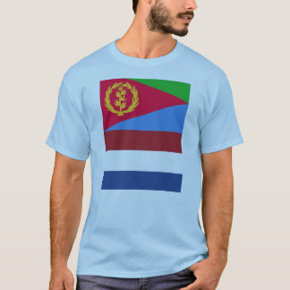 Eritrean Dutch Flag T-Shirt
