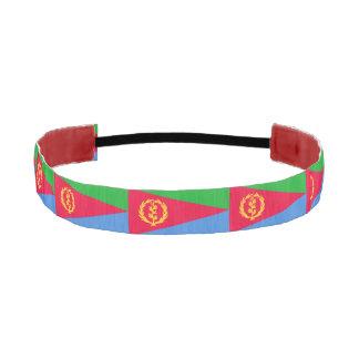 Eritrean flag athletic headband