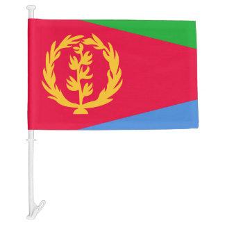 Eritrean flag car flag