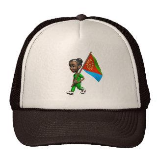 Eritrean Girl Trucker Hat
