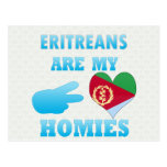 Eritreans are my Homies Postcards