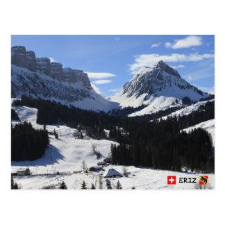 Eriz, Bernese Oberland, Switzerland Postcard
