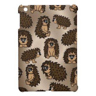 erizo lindo iPad mini cárcasa